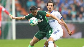Schalke dreht Partie in Bremen