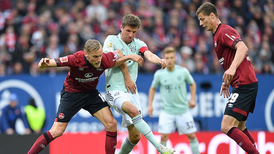 Nürnberg Bayern Bundesliga