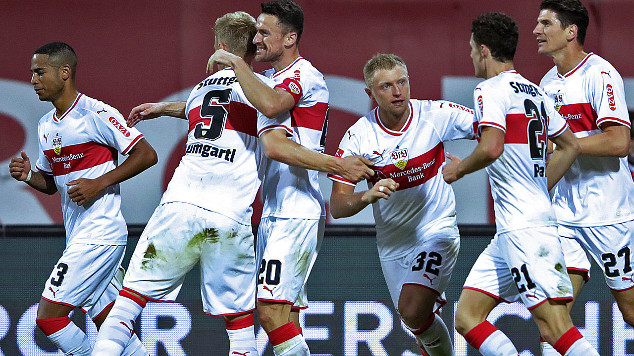 Stuttgart Berlin Fußball