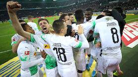 Last-Minute-Sieg! Gladbach schockt die Bayern spät