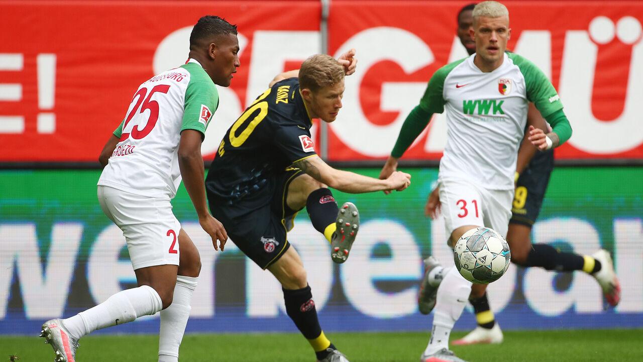 Augsburg Gegen Köln