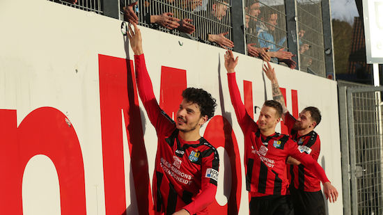 Corona-Fall beim Chemnitzer FC