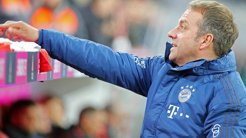 Ex-Bayern-Star als Co-Trainer von Hansi Flick?