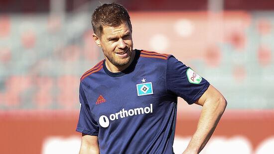 HSV verliert Terodde an Schalke