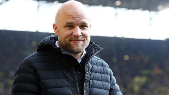 Schröder wird neuer Sportdirektor auf Schalke