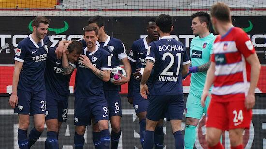 Zulj-Assists bei Bochum-Sieg in Heidenheim