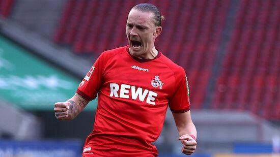 1. FC Köln gewinnt Kellerduell gegen Bielefeld