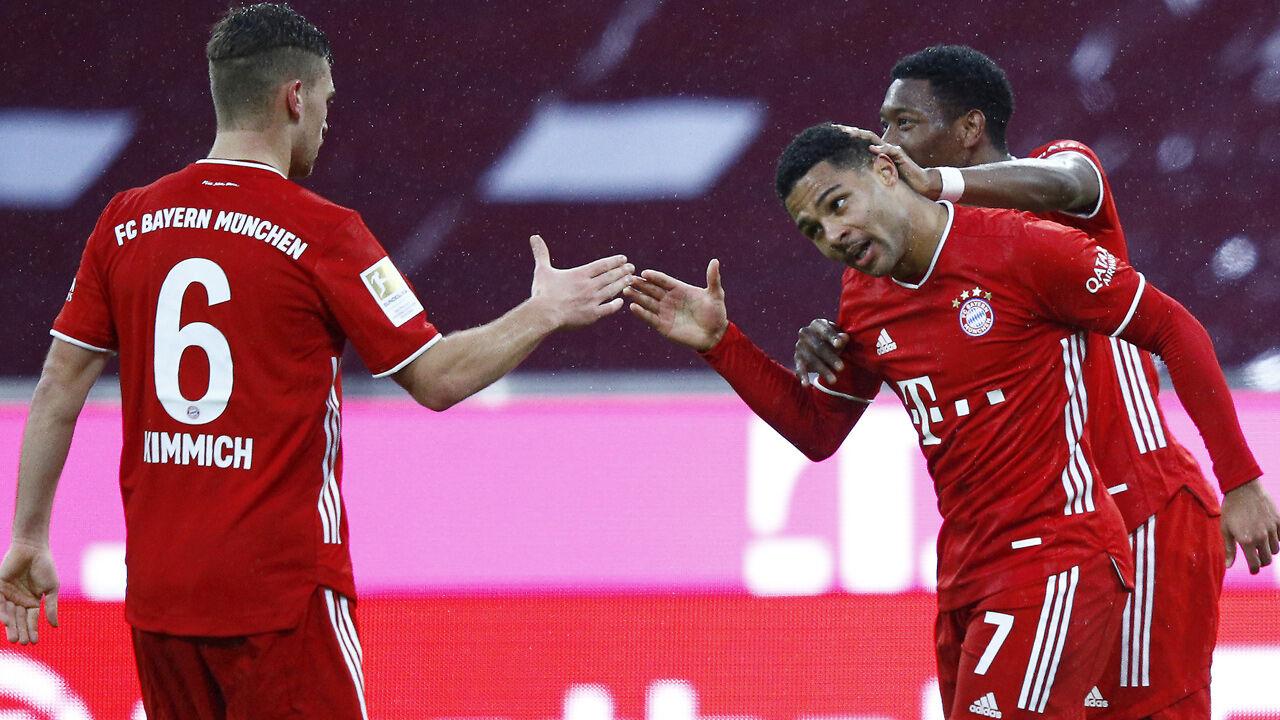Bayern Gegen München