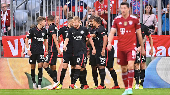 Hinti-Tor bei erstem Glasner-Sieg gegen Bayern
