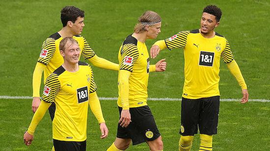 Dortmund erwartet wegen Corona Verlust von 75 Mio.