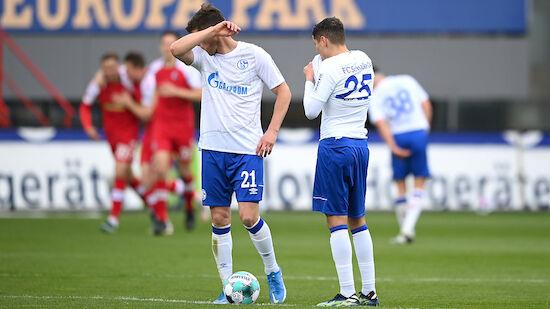 Freiburg schießt Schalke ab