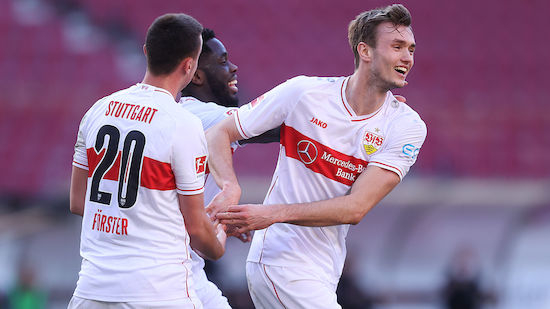 Kalajdzic: VfB-Legende - oder zu Liverpool