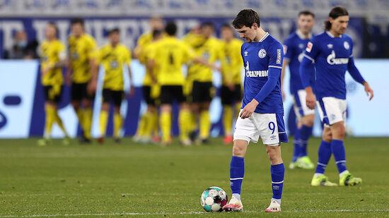 Klassenerhalt? BVB drückt Schalke die Daumen