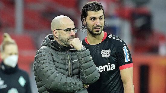 Bayer Leverkusen feuert Trainer Bosz, Wolf kommt