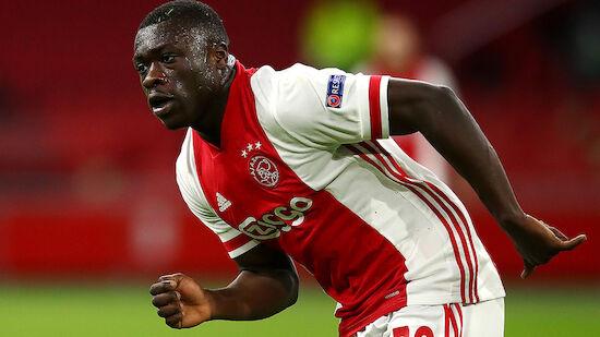 RB Leipzig verpflichtet Ajax-Juwel Brian Brobbey
