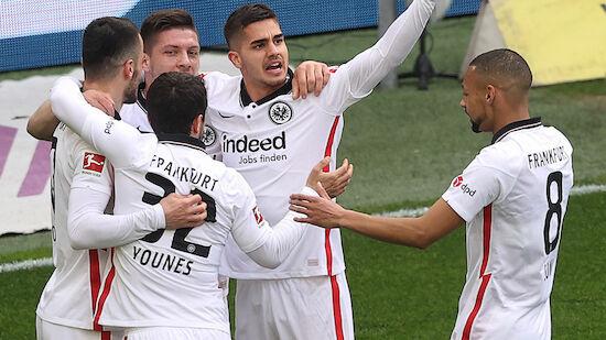 Ilsanker sah Frankfurts Sieg bei Dortmund voraus