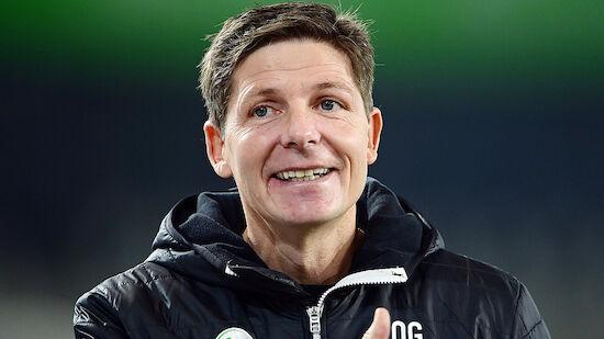 Wolfsburg rechnet mit Verbleib von Oliver Glasner