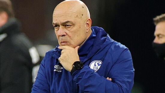 Schalke-Spieler revoltieren gegen Trainer Gross