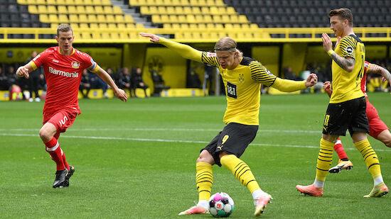BVB verteidigt Platz drei mit Heimsieg