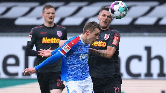 Kiel steht vor dem Aufstieg in die Bundesliga