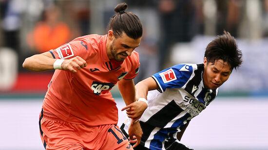 Hoffenheim lässt Punkte in Bielefeld liegen