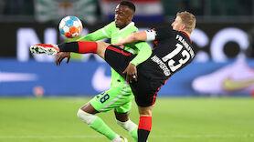 LIVE: Bleibt Wolfsburg gegen Frankfurt makellos?