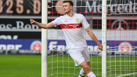 Kalajdzic: VfB Stuttgart bleibt entspannt