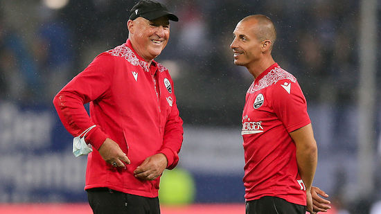 SV Sandhausen stellt Stefan Kulovits frei