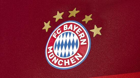 FC Bayern erhält fünften Meister-Stern