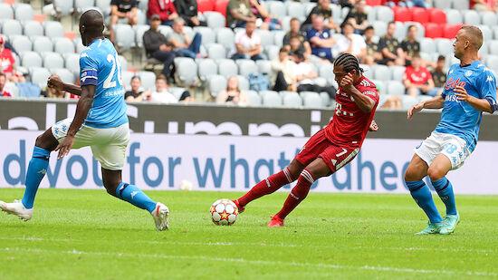 3. Testspiel-Pleite für Bayern gegen Napoli