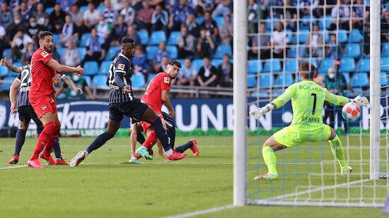 Hertha BSC feiert in Bochum ersten Saisonsieg