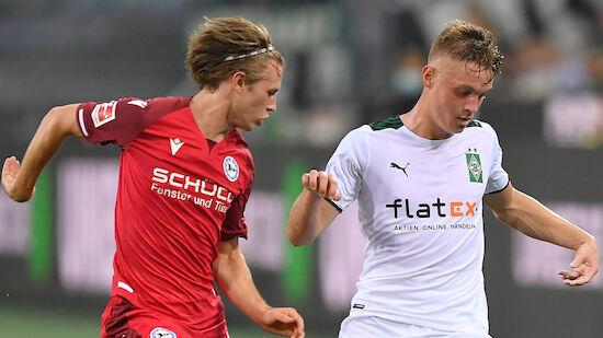 Adi Hütter feiert ersten Sieg als Gladbach-Coach