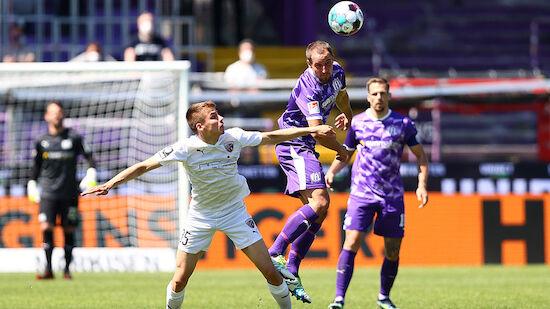 Ingolstadt steigt in die 2. deutsche Liga auf