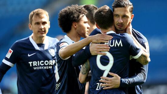 Bochum gewinnt Spitzenspiel gegen Kiel
