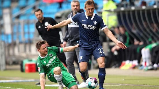 Bochum nach Sieg gegen Hannover auf Aufstiegskurs