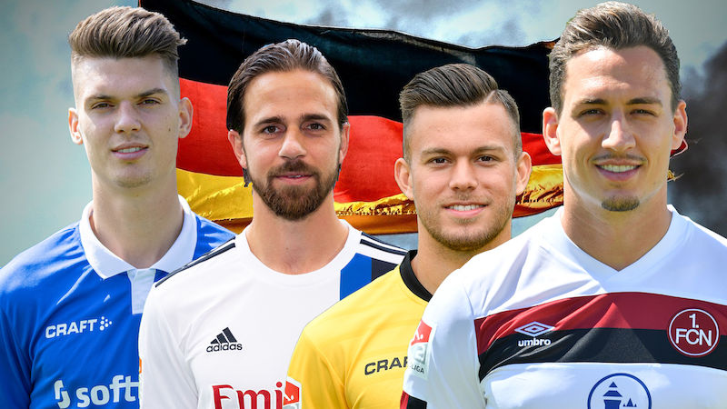 2. deutsche Liga: Die große Österreicher-Fraktion