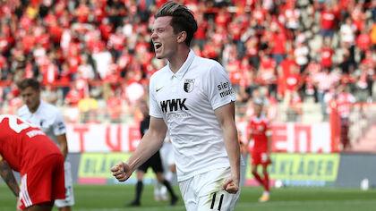 MICHAEL GREGORITSCH (FC Augsburg) - 3,0 Mio.