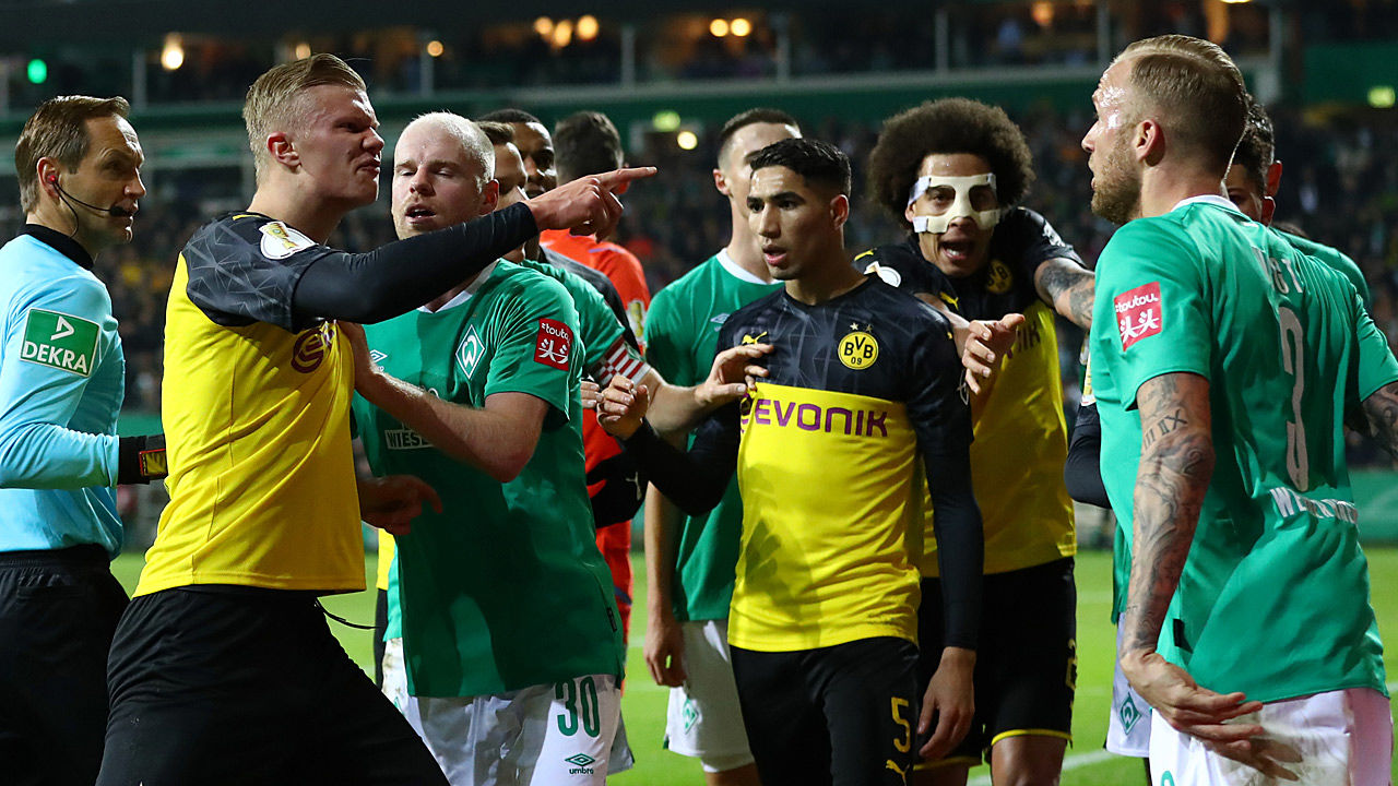 Dfb Bundesliga Live Ticker