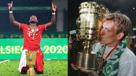 Alaba & Co: Das sind Österreichs DFB-Pokalsieger