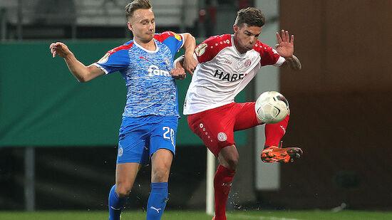 Bayern-Bezwinger Kiel steht im Pokal-Halbfinale