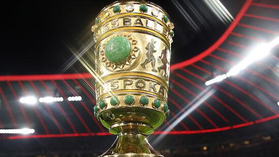 DFB Pokal: RB Leipzig muss gegen Zweitligist ran