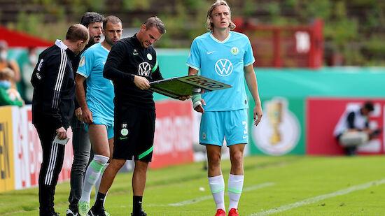VfL Wolfsburg gesteht Wechselfehler ein