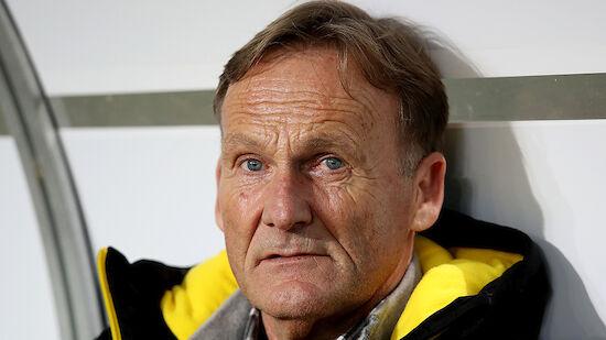 BVB-Boss Watzke droht streikenden Profis
