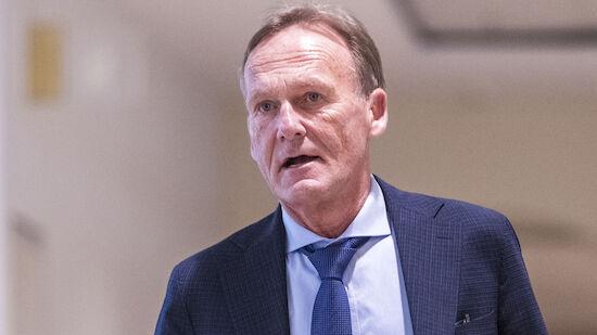 Hans-Joachim Watzke bleibt bis Ende 2025 BVB-Boss