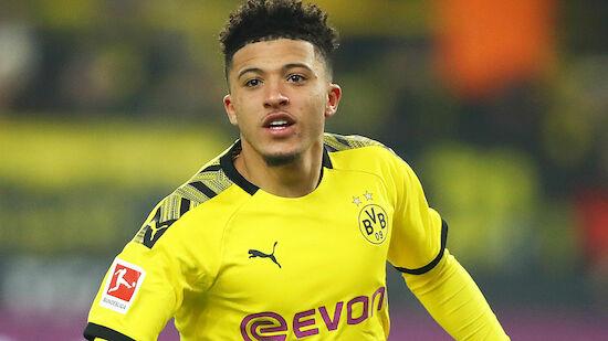 Borussia Dortmund: Watzke kämpft um Jadon Sancho