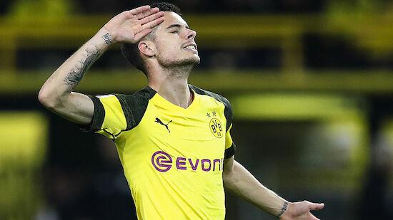 Dortmund: Zorc gegen einen Wechsel von Weigl