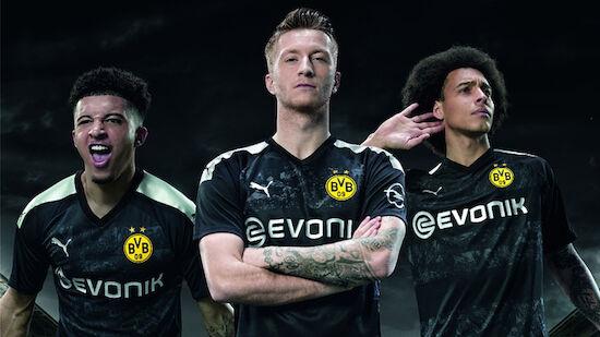 Borussia Dortmund präsentiert neues Trikot
