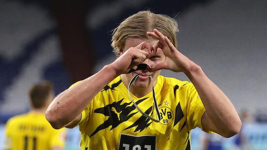 Dortmund hängt Haaland irres Preisschild um