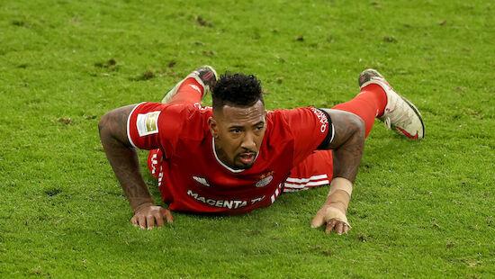 Jerome Boateng ein Thema in Dortmund?