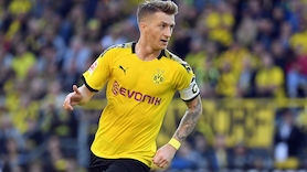 BVB-Kapitän Marco Reus rastet im TV-Interview aus